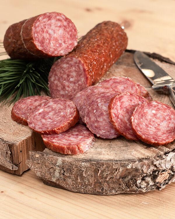 Jausenwurst gebraten - Kärnten
